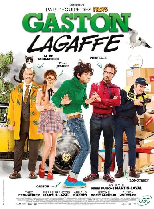 Gaston Lagaffe (2018)