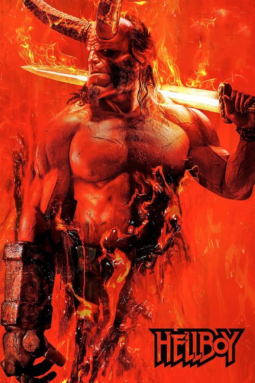 Watch Hellboy 2019 Full HD Movie