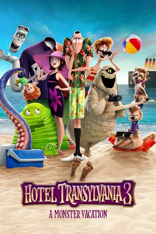 Hotel Transylvania 3 Summer Vacation 2018 Watch Full Free Movie Adam Sandler Watch Full Movie Hd