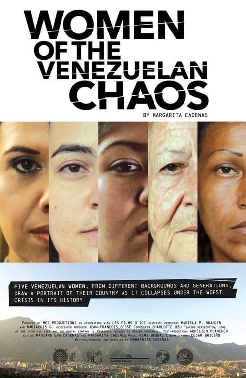 Femmes du Chaos Vénézuélien .2018
