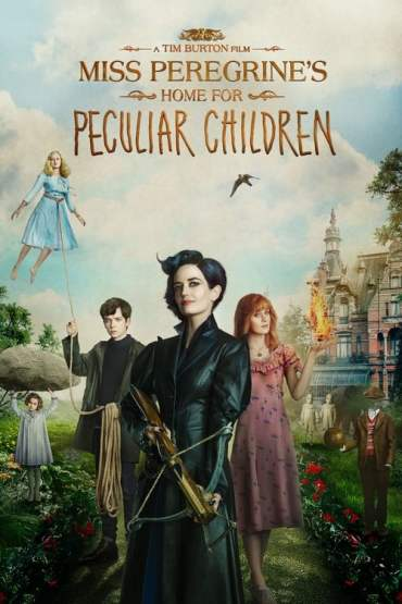 Download Miss Peregrine's Home for Peculiar Children (2016) Dual Audio {Hindi-English} 480p [450MB] || 720p [950MB]