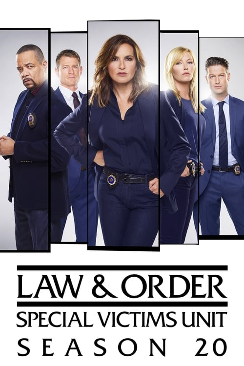 HD free TV Shows LAW & ORDER: SPECIAL VICTIMS UNIT # S20 E1 Man Up