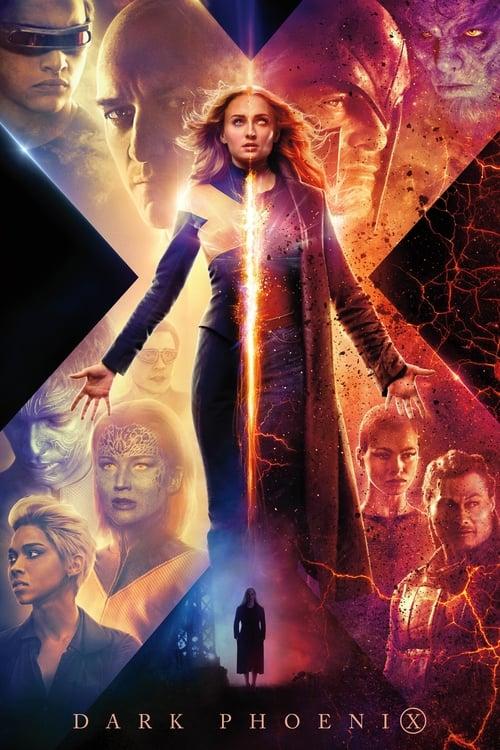 Watch X-Men: Dark Phoenix 2019 Full HD Movie
