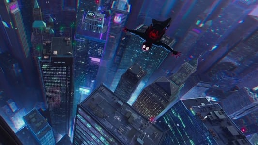 Image Movie Spider-Man: Into the Spider-Verse 2018