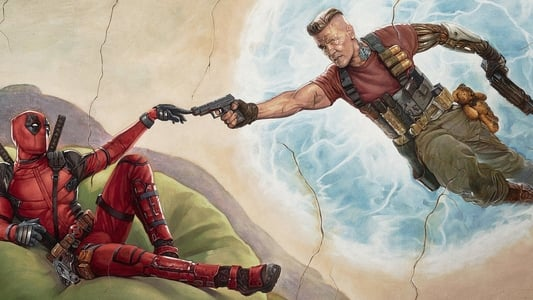 Image Movie Deadpool 2 2018