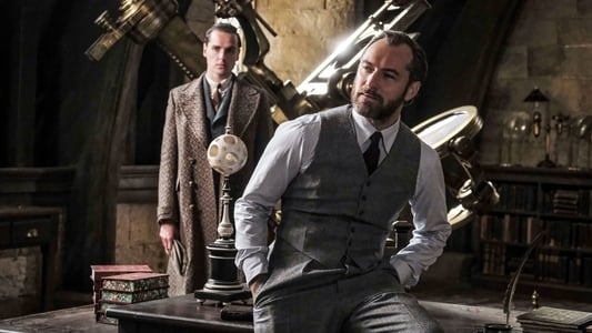 Download and Watch Movie Fantastic Beasts: The Crimes of Grindelwald (2018)