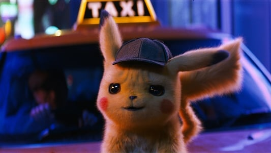 Backdrop Movie Pokémon Detective Pikachu 2019