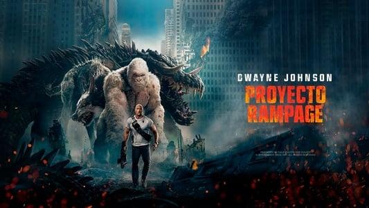 Backdrop Movie Rampage 2018