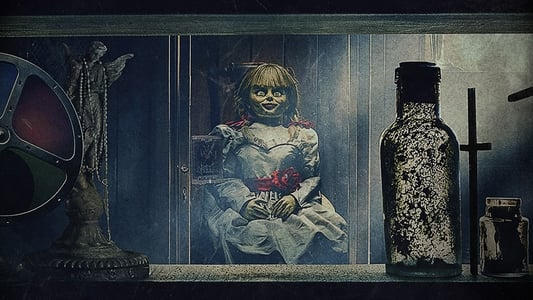 Backdrop Movie Annabelle Comes Home 2019
