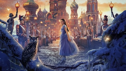 Image Movie The Nutcracker and the Four Realms 2018