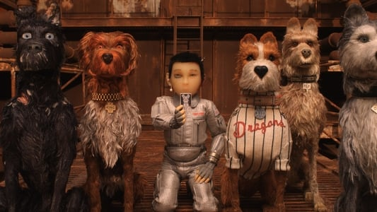 Image Movie Isle of Dogs 2018