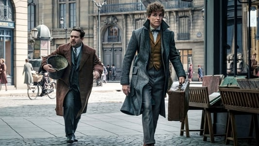 Image Movie Fantastic Beasts: The Crimes of Grindelwald 2018