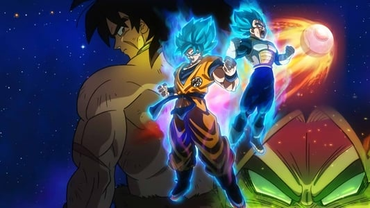 Image Movie Dragon Ball Super: Broly 2018