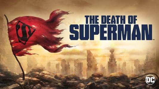 Image Movie The Death of Superman 2019