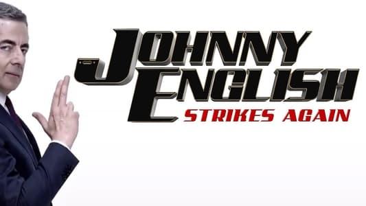 Backdrop Movie Johnny English Strikes Again 2018