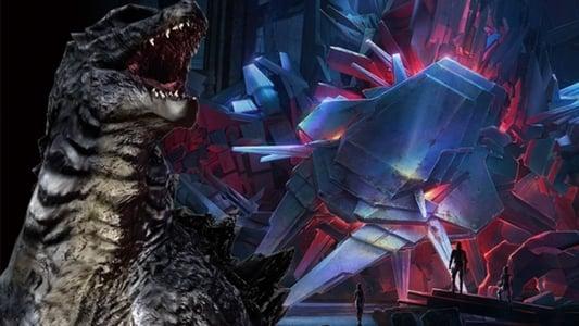 Backdrop Movie Godzilla: City on the Edge of Battle 2018