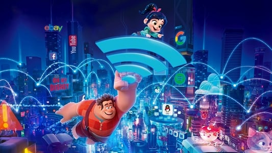Streaming Movie Ralph Breaks the Internet (2018)
