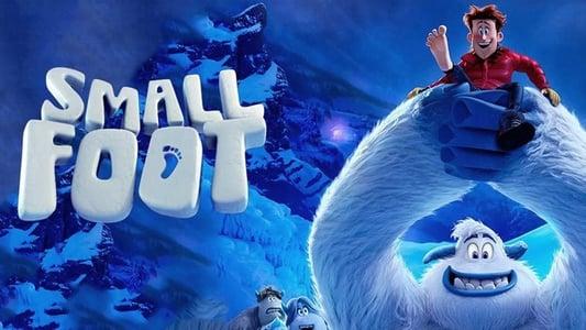 Backdrop Movie Smallfoot 2018