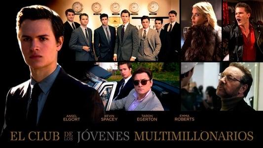 Download Full Movie Billionaire Boys Club 2018
