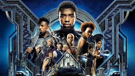 Image Movie Black Panther 2018