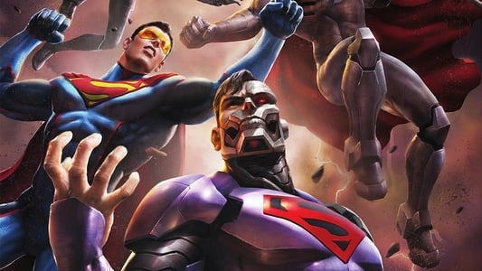 Image Movie Reign of the Supermen 2019