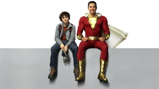 Streaming Full Movie Shazam! (2019) Online