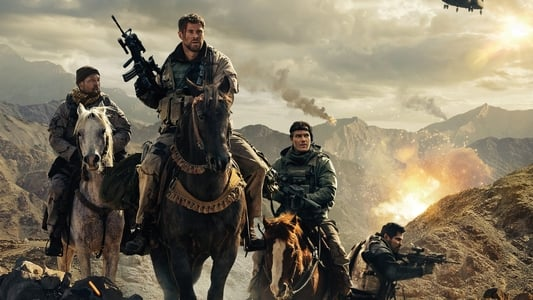 Image Movie 12 Strong 2018