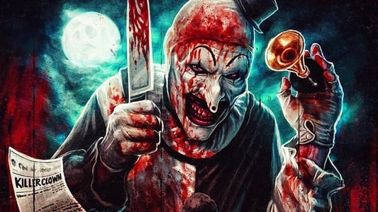 Backdrop Movie Terrifier 2018