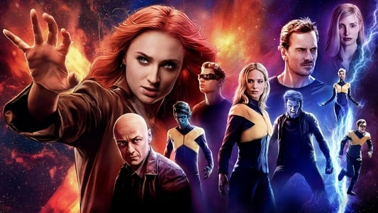 Backdrop Movie Dark Phoenix 2019