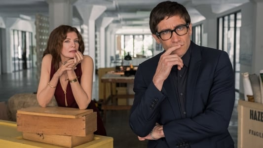 Backdrop Movie Velvet Buzzsaw 2019
