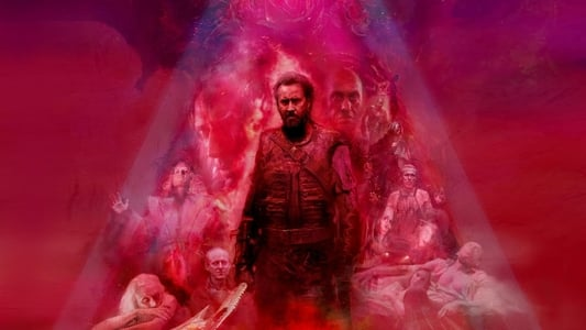 Backdrop Movie Mandy 2018
