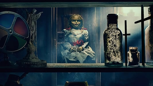 Streaming Movie Annabelle Comes Home (2019)