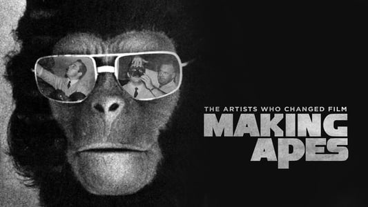 Image Movie Making Apes: The Artists Who Changed Film 2019