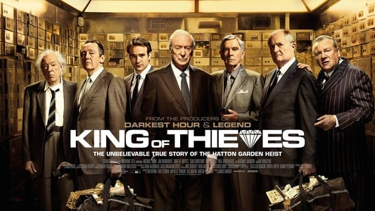 Backdrop Movie King of Thieves 2018