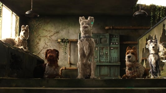 Backdrop Movie Isle of Dogs 2018
