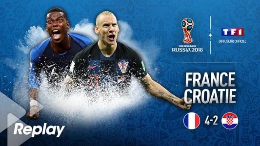Image Movie Finale coupe du monde 2018 : France - Croatie 2018