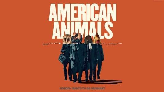 Backdrop Movie American Animals 2018