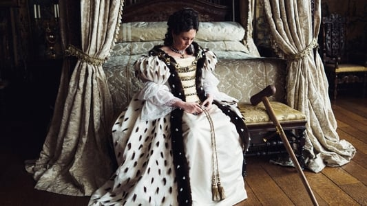 Image Movie The Favourite 2018