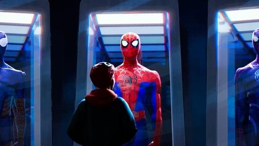 Image Movie Spider-Man: Into the Spider-Verse 2018