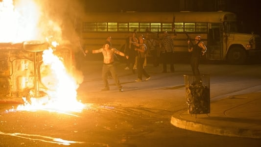Backdrop Movie The Purge: Anarchy 2014