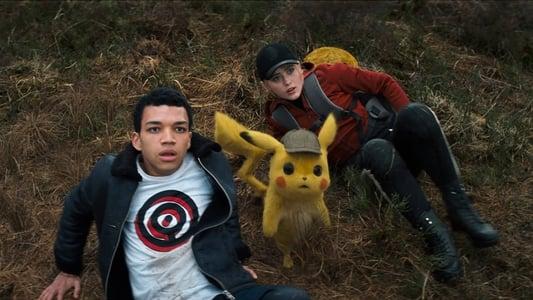 Watch Full Movie Pokémon Detective Pikachu (2019)
