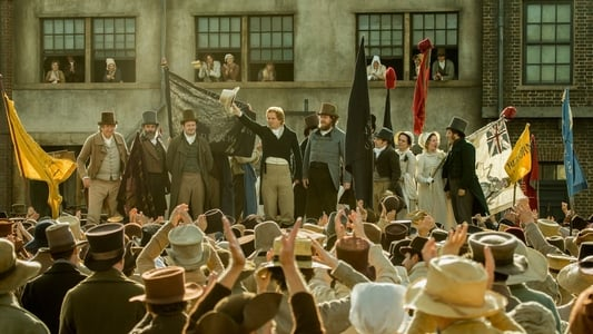Backdrop Movie Peterloo 2018