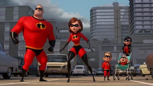 Backdrop Movie Incredibles 2 2018