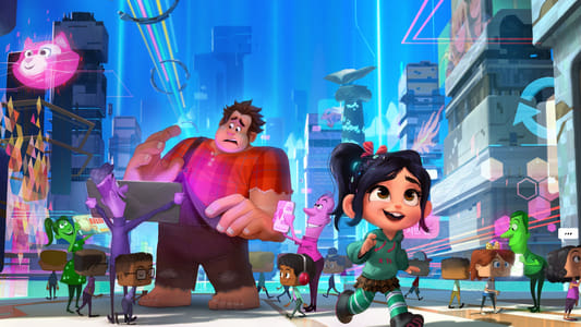 Watch Full Movie Ralph Breaks the Internet (2018)