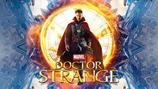 Backdrop Movie Doctor Strange 2016