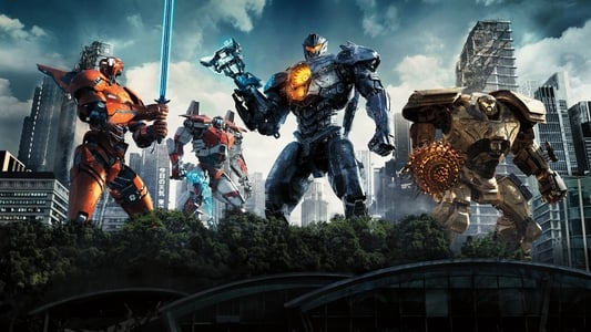 Image Movie Pacific Rim: Uprising 2018