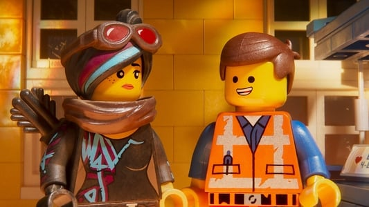 Image Movie The Lego Movie 2: The Second Part 2019
