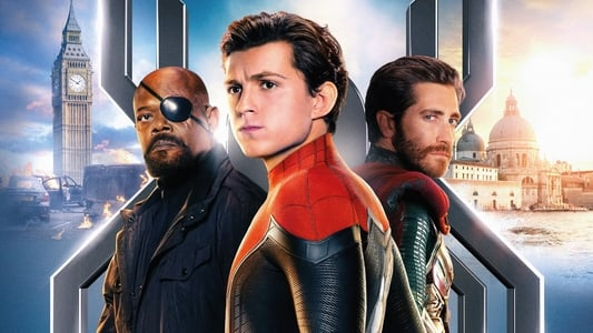 Streaming Movie Spider-Man: Far from Home (2019) Online