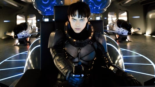 Image Movie Valerian and the City of a Thousand Planets 2017