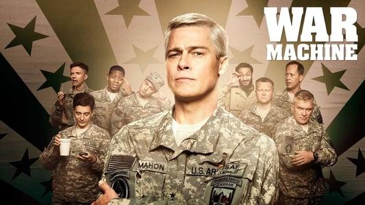 Image Movie War Machine 2017